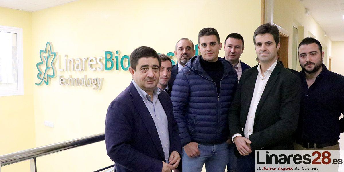 VÍDEO | Linares Biodiésel contrata a 24 nuevos trabajadores con las ayudas de la Diputación