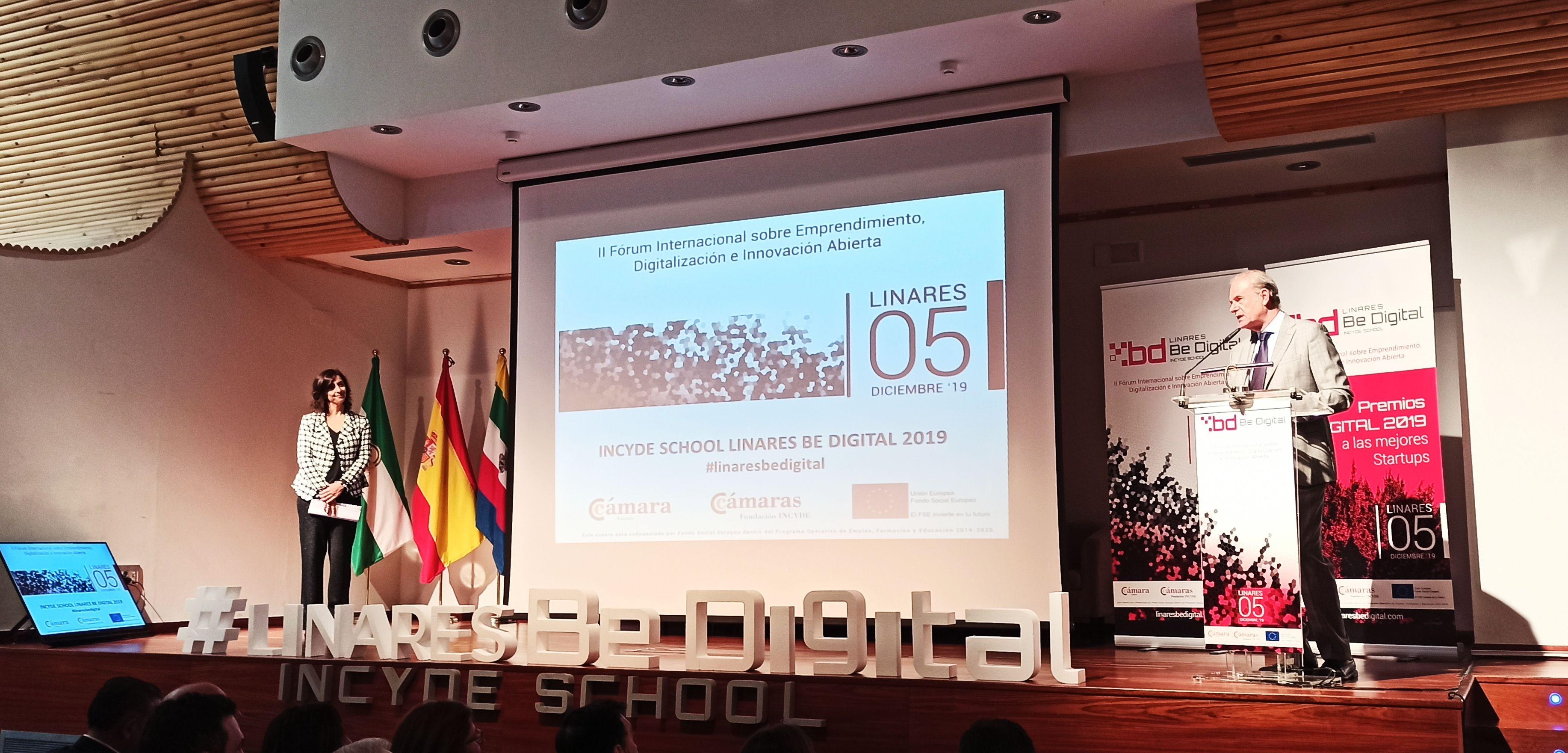 DIRECTO | Comienza el foro 'Linares be Digital'