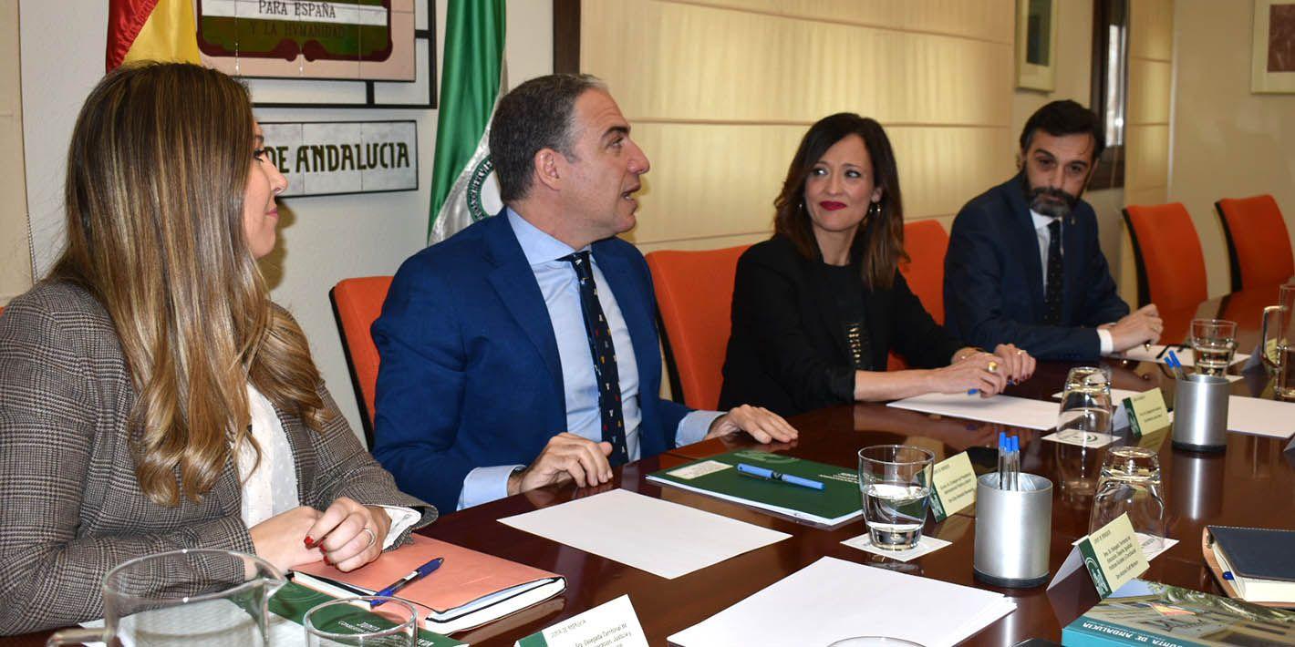 El consejero de Presidencia destaca los 1.65 millones de euros para innovación en el Parque Santana en los presupuestos de 2020