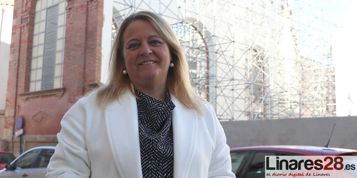 VÍDEO | Ángela Hidalgo culpa al PSOE de la pérdida de 120.000 euros para la rehabilitación del Mercado de Abastos