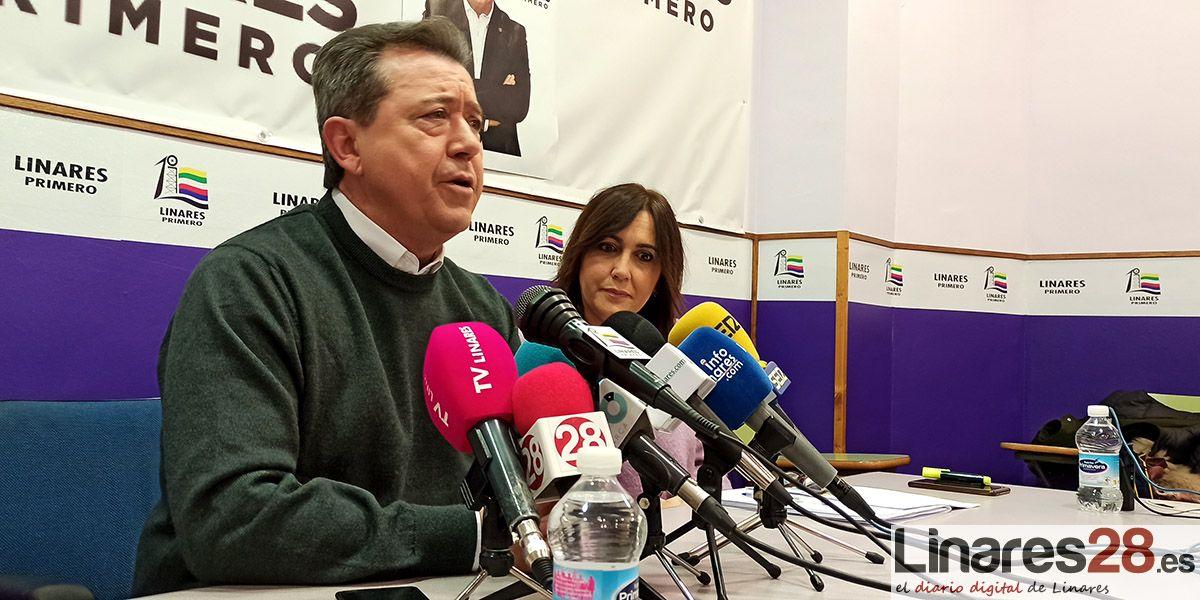 VÍDEO | Linares Primero reclama un campo de tiro para La Enira