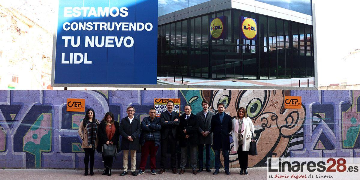 VÍDEO | Lidl confirma la apertura de su tienda en Linares para el próximo otoño