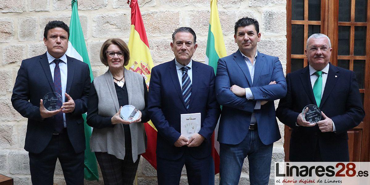 VÍDEO | Linares será el escenario para eventos de la guía de AOVE IberOleum los próximos cuatro años