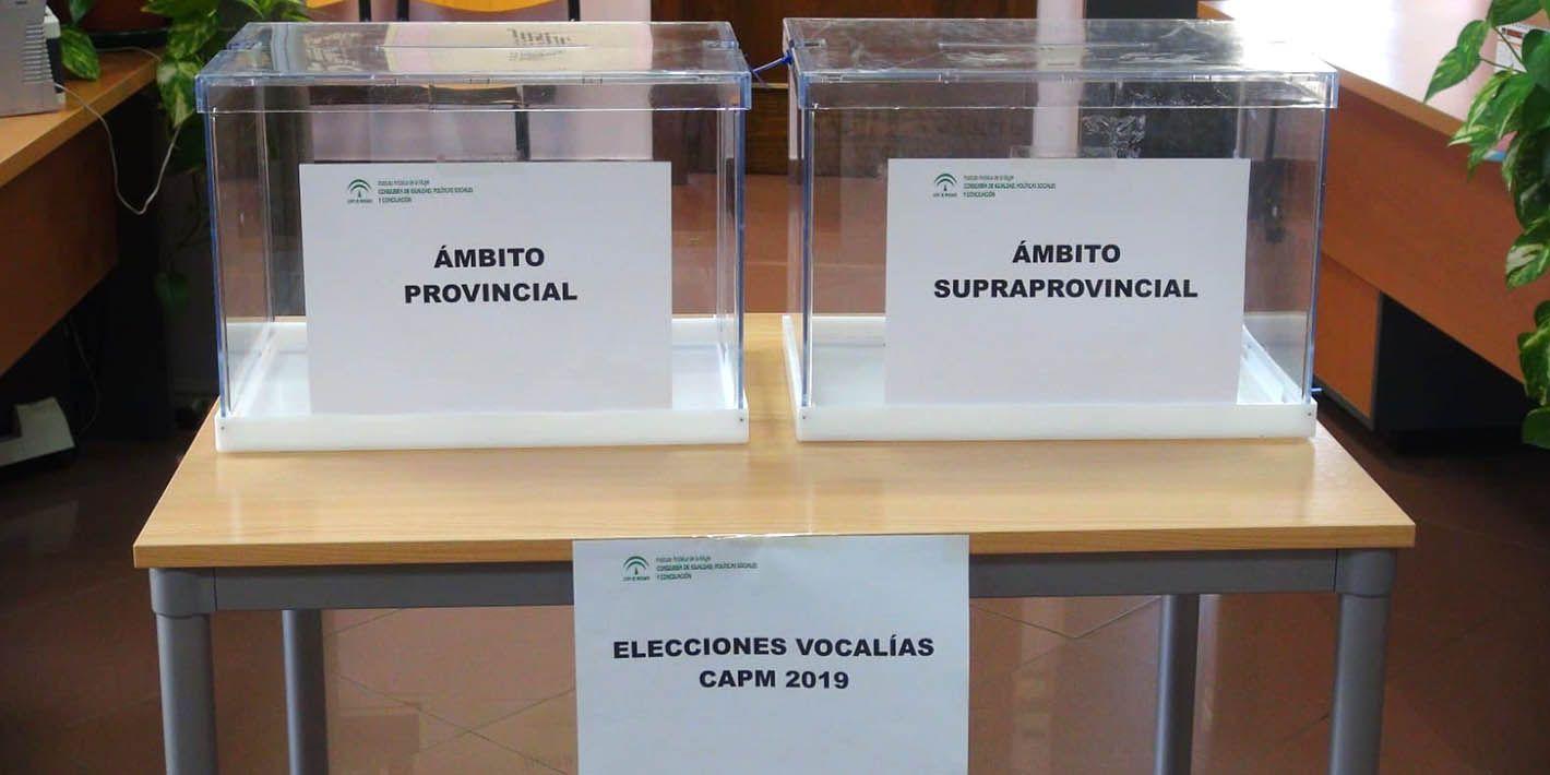 El Centro de Información de la Mujer de Linares (CIM) constituye por primera vez una mesa electoral para las elecciones al Consejo Andaluz de participación de mujeres