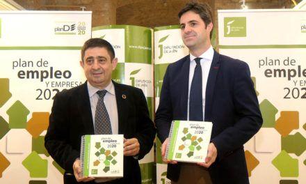 """Diputación presenta su plan de empleo """"más ambicioso"""", dotado con 20 millones de euros y un total de 23 medidas"""