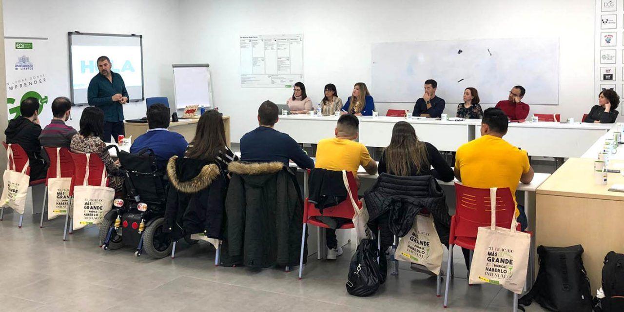 Arranca la quinta edición del programa Coworking EOI Linares