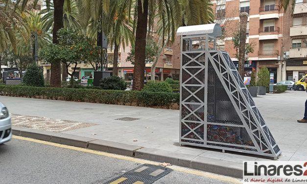 Linares ya suma tres cabrias para la recogida solidaria de tapones