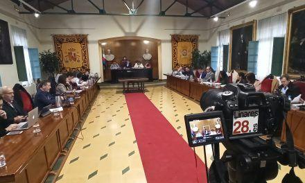 DIRECTO | Comienza el Pleno Ordinario del Ayuntamiento de Linares