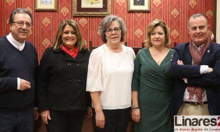 VÍDEO | África Ramírez presentada oficialmente como Pregonera de la Semana Santa de Linares 2020