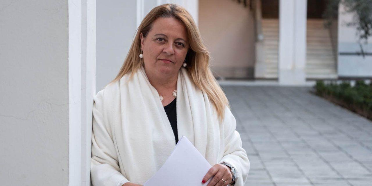 """Ángela Hidalgo: """"queda mucho camino por recorrer, desde el Partido Popular no vamos a dejar de trabajar para que la mujer no sufra situaciones injustas y siga superando obstáculos"""""""