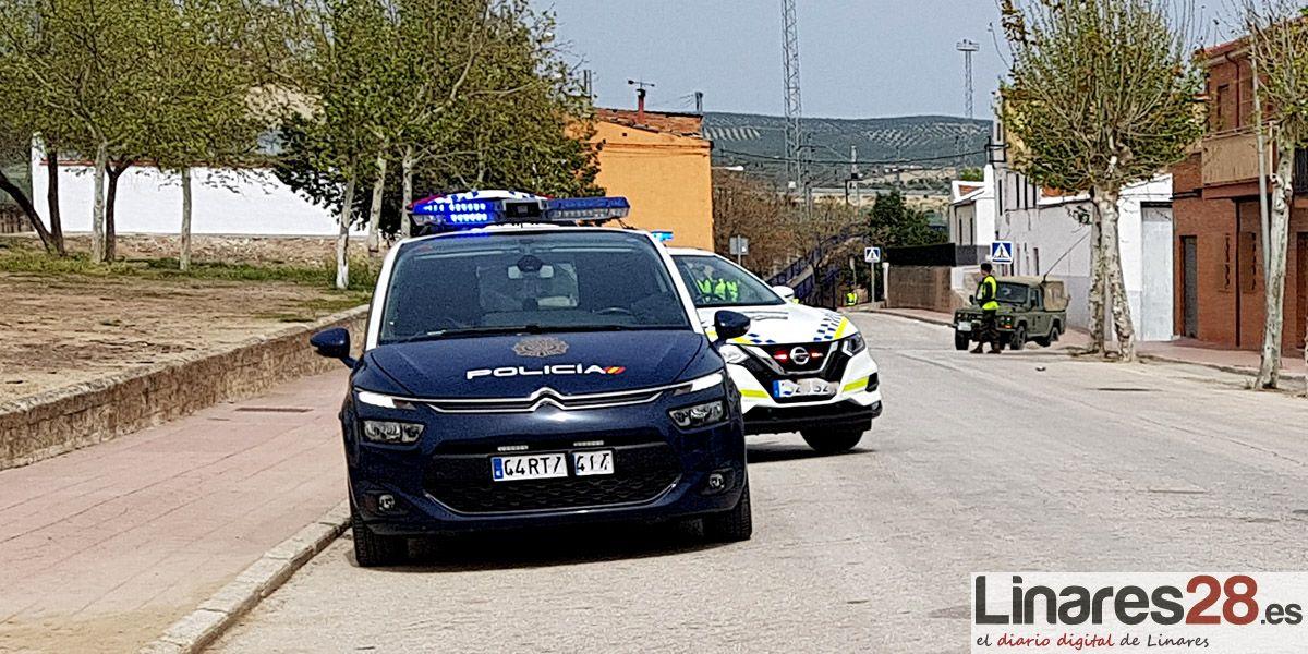 CRISIS CORONAVIRUS | 240 sanciones en Linares por infracciones desde el inicio del Estado de Alarma