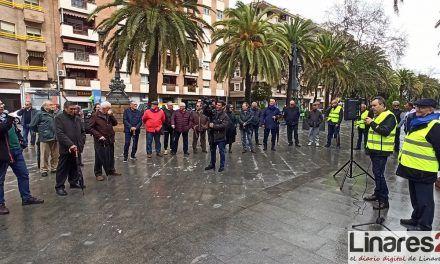 La Plataforma de Linares por la Defensa del Sistema Público de Pensiones retoma sus concentraciones