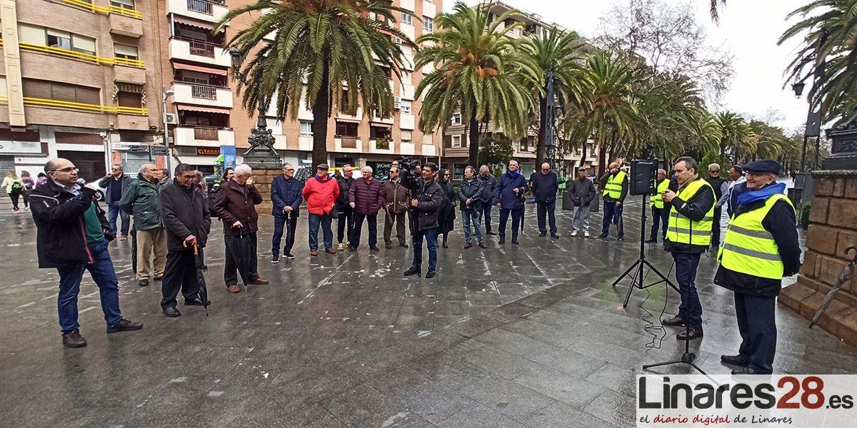 La Plataforma de 'Linares por la Defensa del Sistema Público de Pensiones' retoma el lunes sus concentraciones
