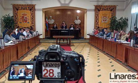 VÍDEO | Linares conmemora de forma institucional el 8M