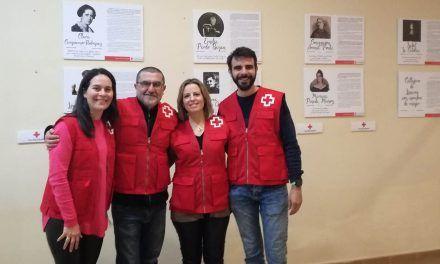 """Cruz Roja lanza en Linares la campaña """"#Incuestionables: no nos faltan ganas, nos sobran porqués"""""""