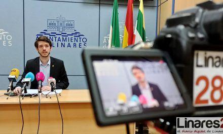 VÍDEO | Javier Bris detalla las medidas adoptadas por el Ayuntamiento de Linares frente al Coronavirus