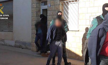 SUCESOS | La Guardia Civil desmantela un grupo criminal que había actuado en Linares