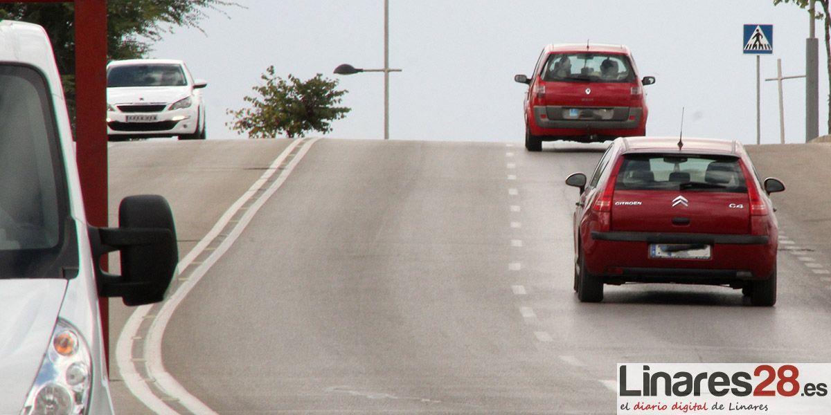 Entran en vigor los nuevos límites de velocidad en Linares
