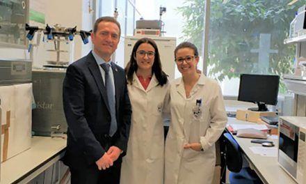 Investigadores de la EPS de Linares buscan el método más eficiente para obtener colorantes naturales a partir de microalgas