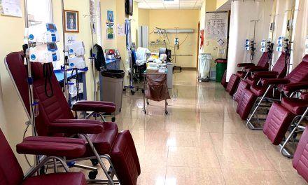 La Unidad de Hematología del Hospital de Linares evita el desplazamiento de 300 pacientes al hospital