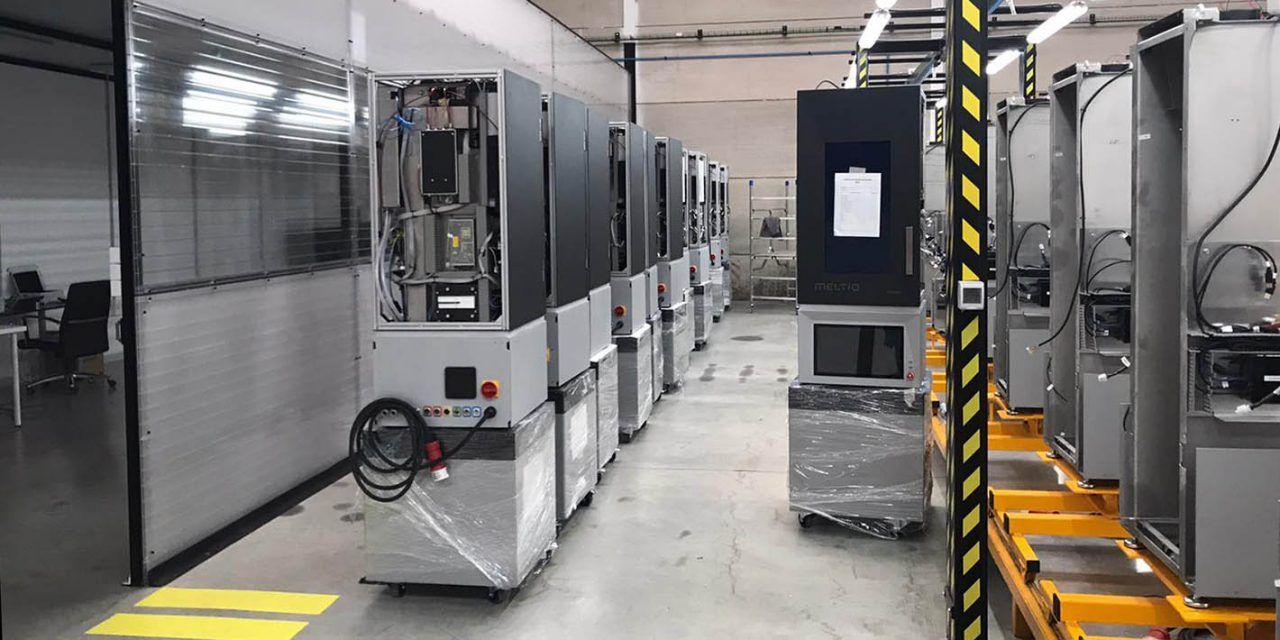Diputación de Jaén concede 620.000 euros a la empresa linarense 'Directedmetal 3D' para generar 20 puestos de trabajo