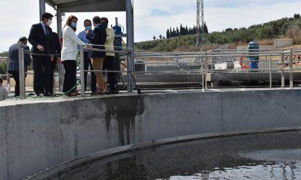 6,26 millones de euros para el proyecto y la obra de ampliación de la EDAR de Linares