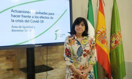 Diputación ha intensificado su atención a las familias y personas más vulnerables durante la pandemia