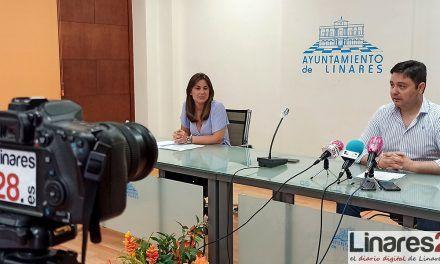 VÍDEO | 5'4 millones de euros para renovar todo el alumbrado público de Linares