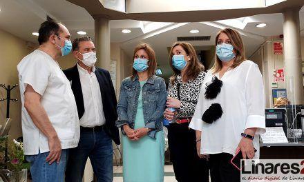 VÍDEO | Un reconocimiento a la labor de los sanitarios y la ciudadanía de Linares durante la crisis del Covid-19