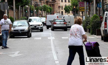 TRÁFICO | Esta tarde comienza el corte de calles en el CCA de Linares