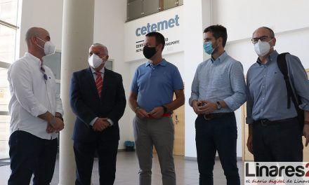 VÍDEO | La Diputación se interesa por las necesidades de Cetemet
