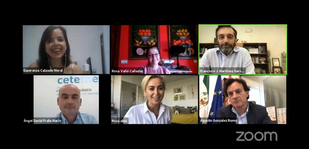 Avanzar en la digitalización y en la gestión, retos de las empresas de Jaén para recuperarse