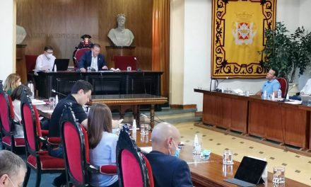 El Pleno del Ayuntamiento de Linares acuerda un homenaje a los voluntarios de la COVID-19