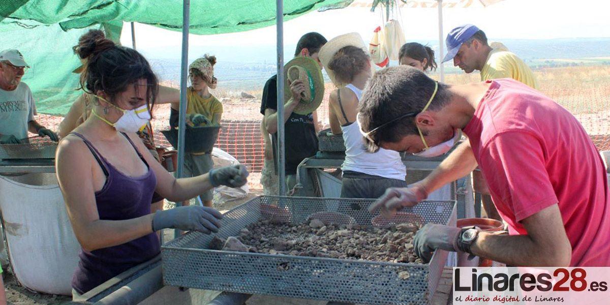 La UJA lanza la quinta edición de su programa de voluntariado universitario en el yacimiento de Cástulo
