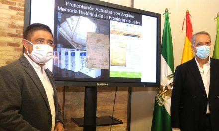 El Archivo de la Memoria Histórica de la provincia duplica sus expedientes y supera los 10.500 de jiennenses represaliados