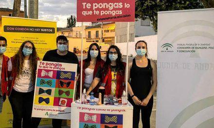 La campaña de salud sexual del IAJ tendrá parada en Linares