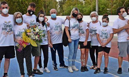 """Celebrado el I Maratón de Tenis de Dobles, Memorial """"Ángel Sevilla"""""""