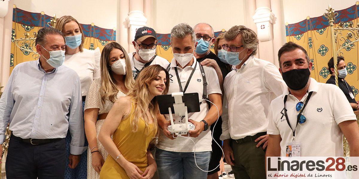 La Diputación de Jaén ha recibido una condecoración por su trayectoria en el fomento y la difusión del cine en Andalucía