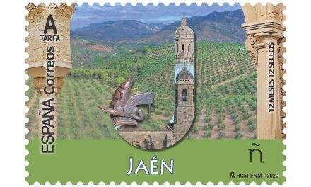 Linares protagonista de julio en la serie 12 meses, 12 sellos de Correos