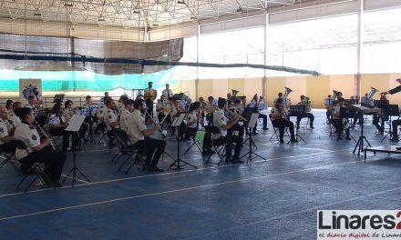VÍDEO | La Agrupación Musical de Linares ofrece su primer concierto especial por San Agustín