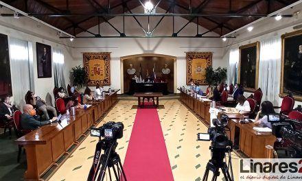 VÍDEO | Pleno Ordinario del Ayuntamiento de Linares | Septiembre de 2020