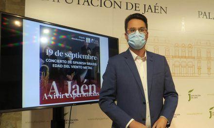 """Cástulo protagonista en el ciclo """"A Jaén, a vivir experiencias"""" durante el mes de septiembre"""