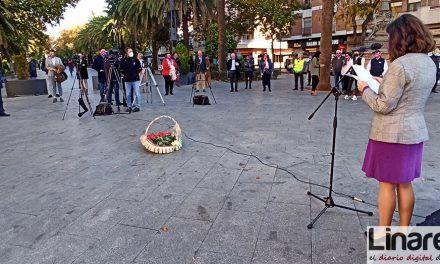 VÍDEOS | Linares conmemora el 'Día internacional para la eliminación de la violencia contra las Mujeres'