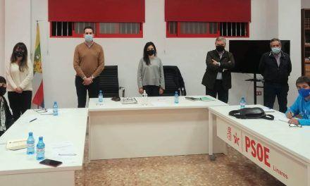 Constituida la Comisión Gestora de la Agrupación Municipal de Linares del PSOE