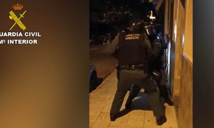 VÍDEO | La Operación UNEDO-51 desarticula otra presunta organización criminal en Linares