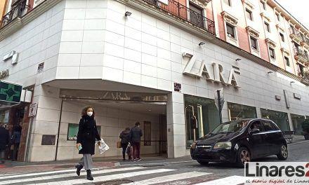 VÍDEO | La estrategia de ventas 'online' de Inditex fulmina la tienda de Zara en  Linares