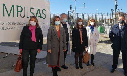 La Junta invierte más de 148.000 euros en el centro de salud 'Los Marqueses'