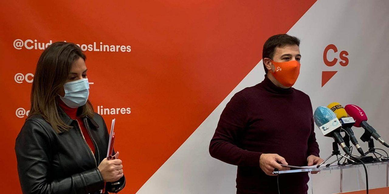 Cs Linares exige explicaciones sobre la ITI del Gobierno central para Jaén