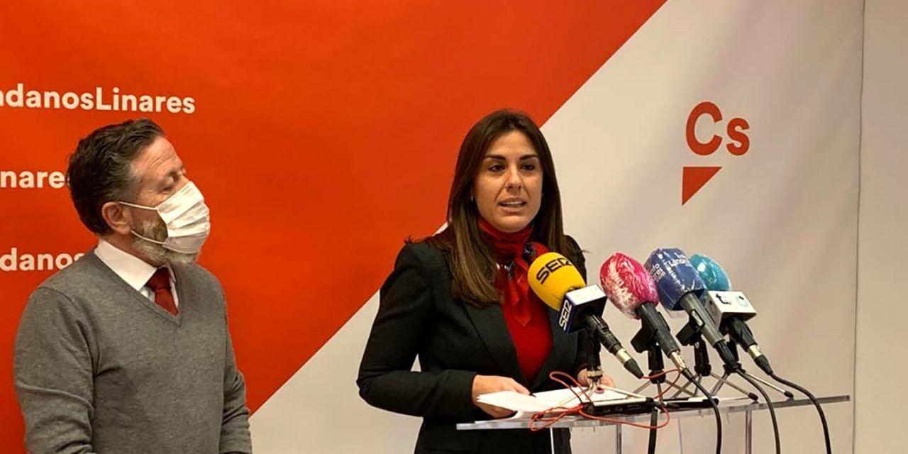"""Ciudadanos defiende que """"los linarenses merecen saber la verdad sobre la aportación del Estado en la ITI"""""""