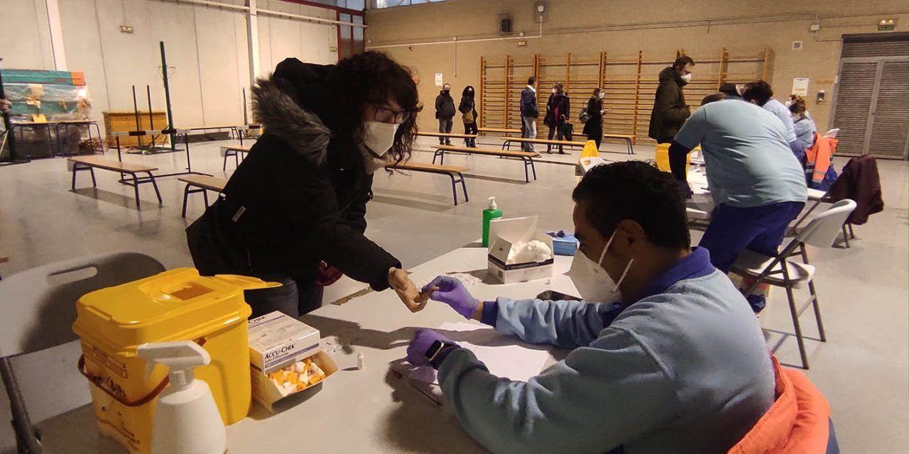 Linares cuenta con dos puntos de diagnóstico para los test a profesionales de la educación tras las vacaciones de Navidad